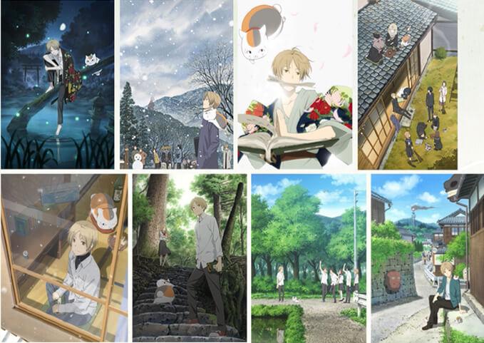 アニメ「夏目友人帳」の歩み