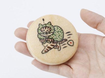 泥棒猫のモナカもあるニャ!かわいい猫モチーフのお茶&和菓子6選
