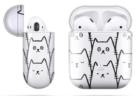 猫のイラストが可愛いAirPods専用ケース「PRISMART CASE (Cat)」が新発売