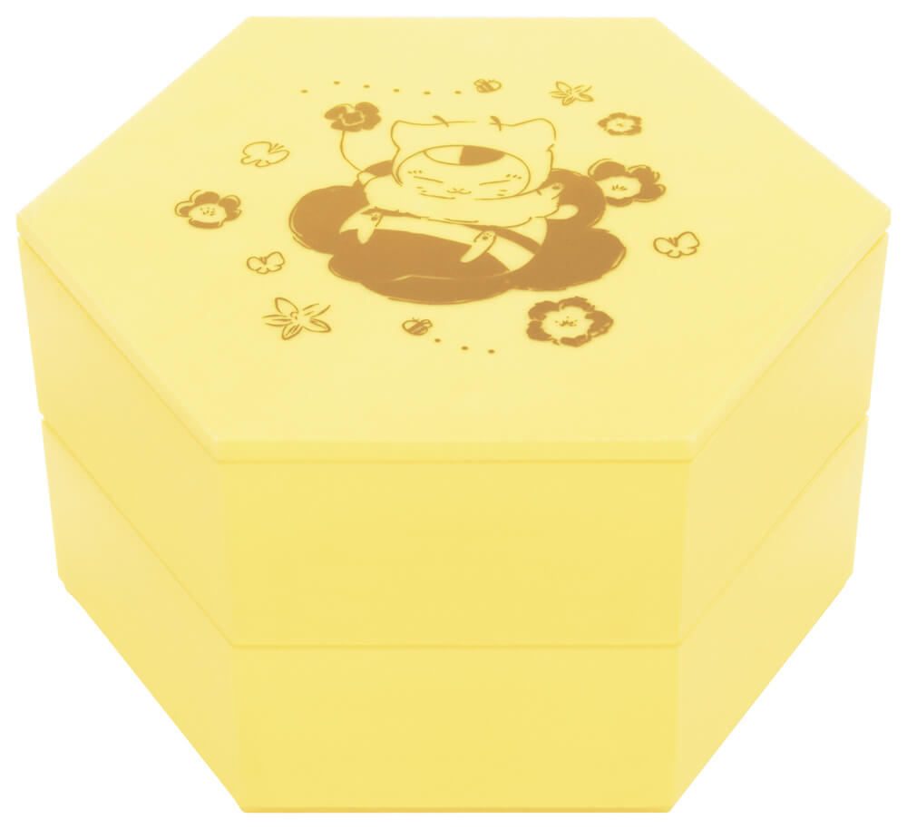 ニャンコ先生の重箱