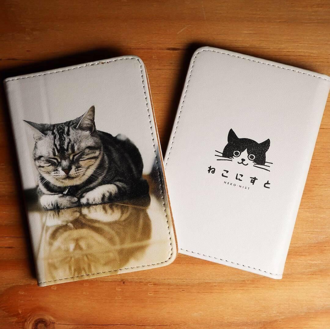 人気猫ココちゃん(@chayako.coco)をモデルにした猫グッズ