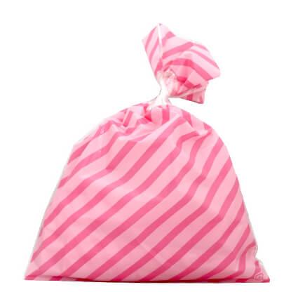 「においバイバイ袋 赤ちゃんおむつ用」製品イメージ