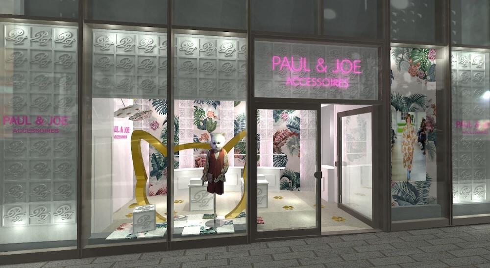 PAUL & JOE ACCESSOIRES(ポール & ジョー アクセソワ)