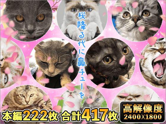 「DLsiteねこ」の猫コンテンツイメージ2