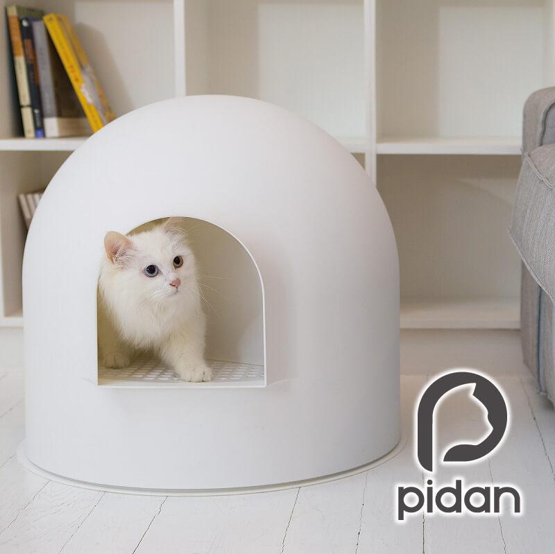 pidan(ピダン)のドーム型猫トイレ