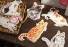 愛猫の写真をイラスト&製品化!「うちの猫博Vol.4」が紙雑貨のモデル猫を募集中