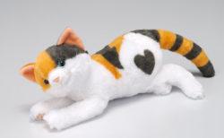 三毛猫のオスと暮らせるチャンス!?撫でると鳴いてくれる「なでなでねこちゃん」の新製品が登場