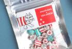猫のマイキーが可愛いキャンディに「パパブブレ」と「リサ・ラーソン」のコラボ商品が登場