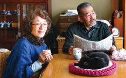 猫がくれた優しい奇跡を描いた映画「初恋〜お父さんチビがいなくなりました」鈴木杏×藤原博史トークショーの様子を公開