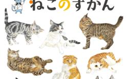 子どもから大人まで楽しめるニャ!図鑑絵本シリーズの最新刊「ねこのずかん」 | Cat Press