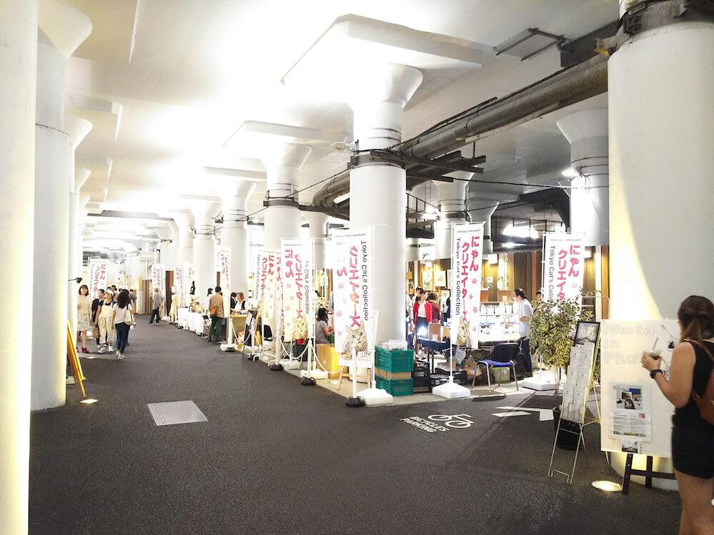 JR秋葉原駅〜JR御徒町駅間の高架下にあるモノ作りをテーマにした商業施設「2k540(ニーケーゴーヨンマル)」