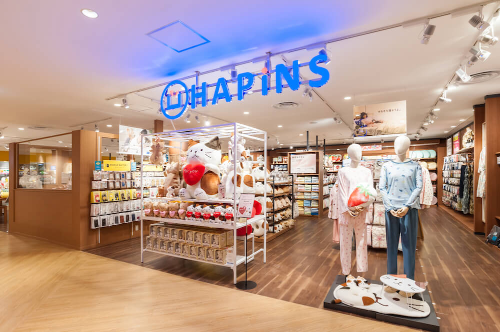 HAPiNS(ハピンズ)錦糸町PARCO店の入り口