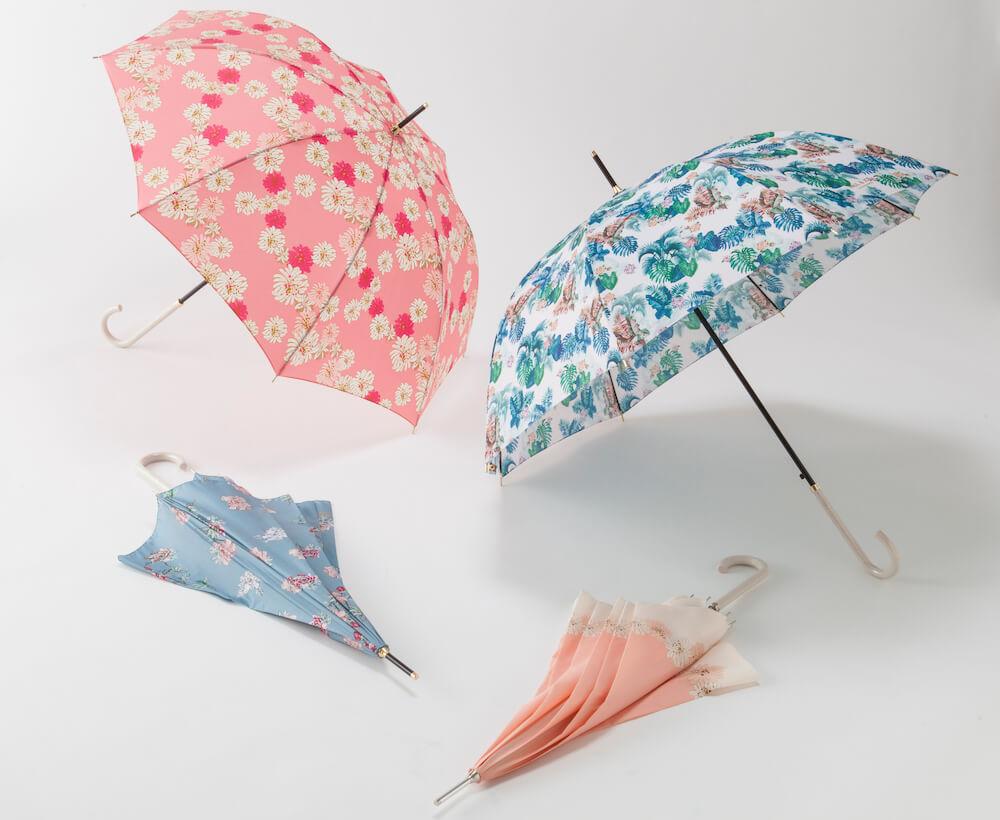 PAUL & JOE ACCESSOIRES(ポール & ジョー アクセソワ)から、傘&パラソルの新しいコレクション