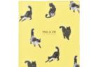 マークスのシステム手帳にポール&ジョーのかわいい「黒猫」柄バインダーが登場したニャ