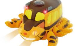リモコンで走る「ネコバス」の玩具が登場!お目々のライトが点灯&テーマ曲も再生できるニャ