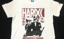 いま着れば逆に新しい!?1980年代にヒットした「なめ猫」のTシャツが新登場