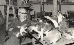 猫を愛した彫刻家、朝倉文夫の企画展が日比谷で開催中、6/7には講演会もあるニャ