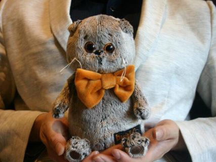 ロシア製の手作りぬいぐるみブランド「ブディーバーサ」錦糸町マルイで7月末まで販売中