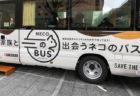 保護猫と新しい家族の出会いの場「ネコのバス」グッデイ久留米野中店で6/1に開催