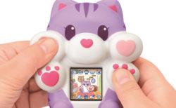 人気のペットお世話ゲーム「もっちまるず」から、猫バージョンの「ぷにっとにゃんこ」が登場