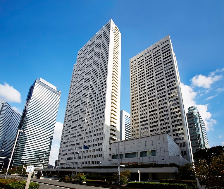 京王プラザホテルの外観イメージ