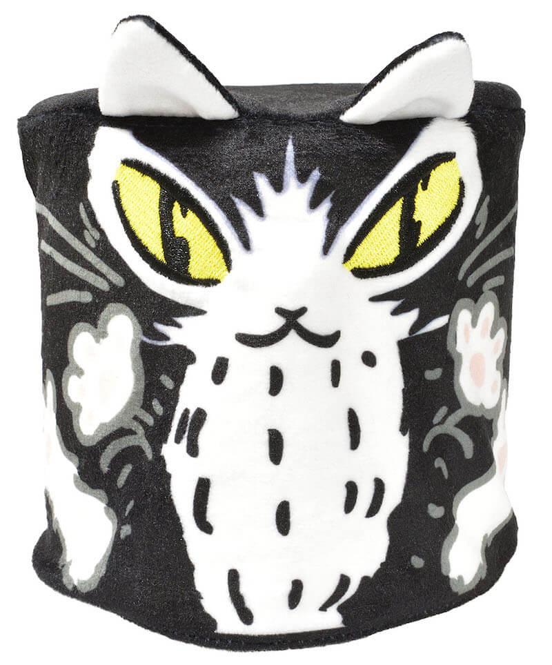 猫のジタンのトイレットペーパーカバー