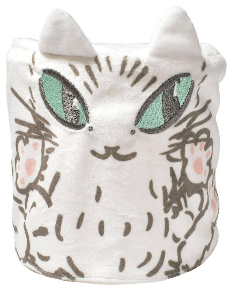 猫のバニラのトイレットペーパーカバー