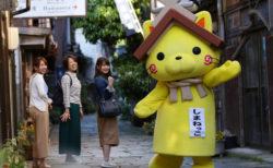島根の人気者、ゆるキャラ「しまねっこ」が7月から現地のガイドツアーに出没するニャ