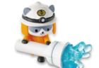 ネコの消防士さんが消火活動をしながらLightningケーブルを保護してくれる「スマホ冷却24時」