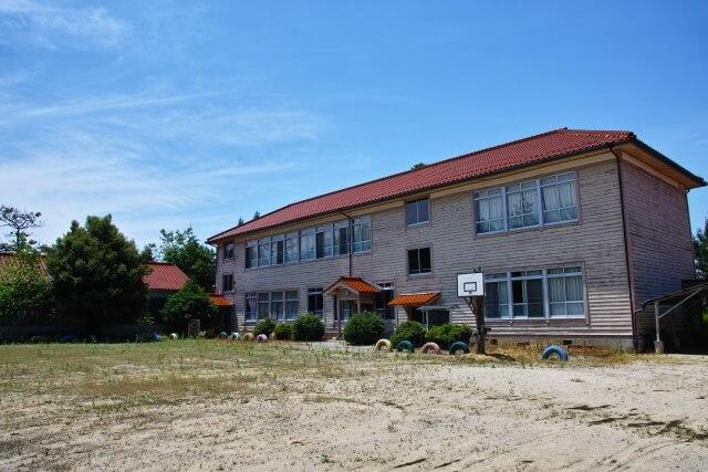 廃校のイメージ写真