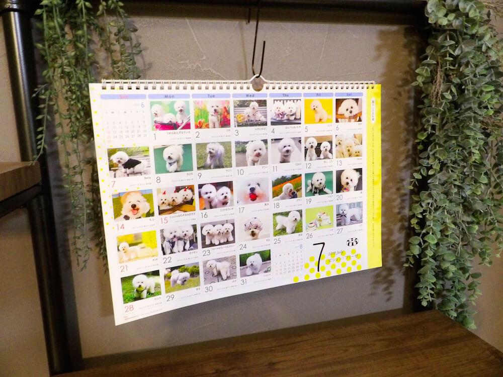 「365(サンロクゴ)カレンダー」の製品イメージ