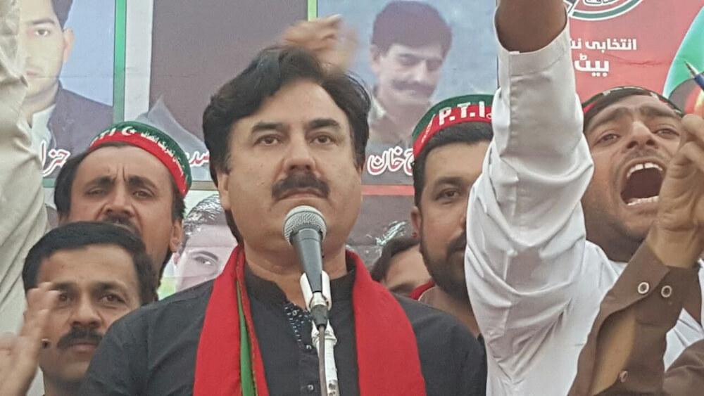 パキスタンのカイバル・パクトゥンクワ(Khyber Pakhtunkhwa)州の情報相、ショーカット・ユスフザイ(Shaukat Yousafzai)氏