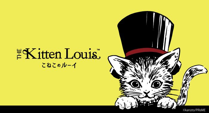 大人かわいいブランド「子猫のルーイ」