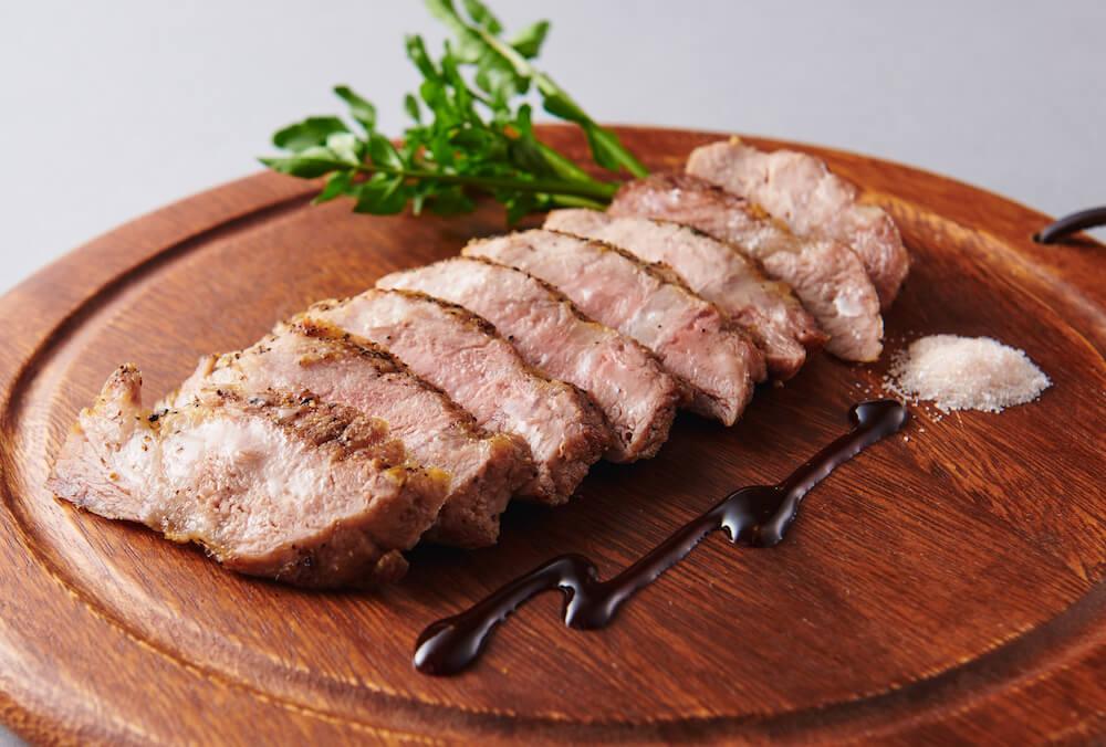 イベリコ豚のステーキ by つぼ八