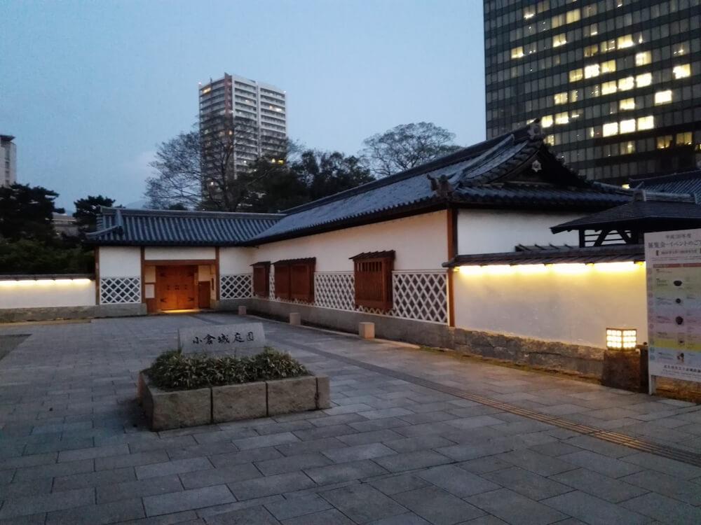 北九州市立小倉城庭園のイメージ写真