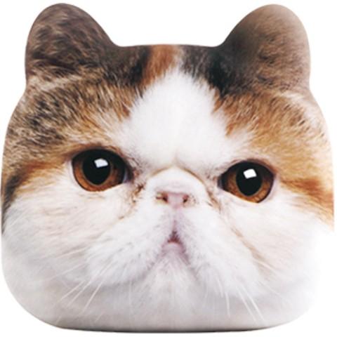 猫のモバイルバッテリー「にゃんこチャージ」ガーフィールドのデザイン