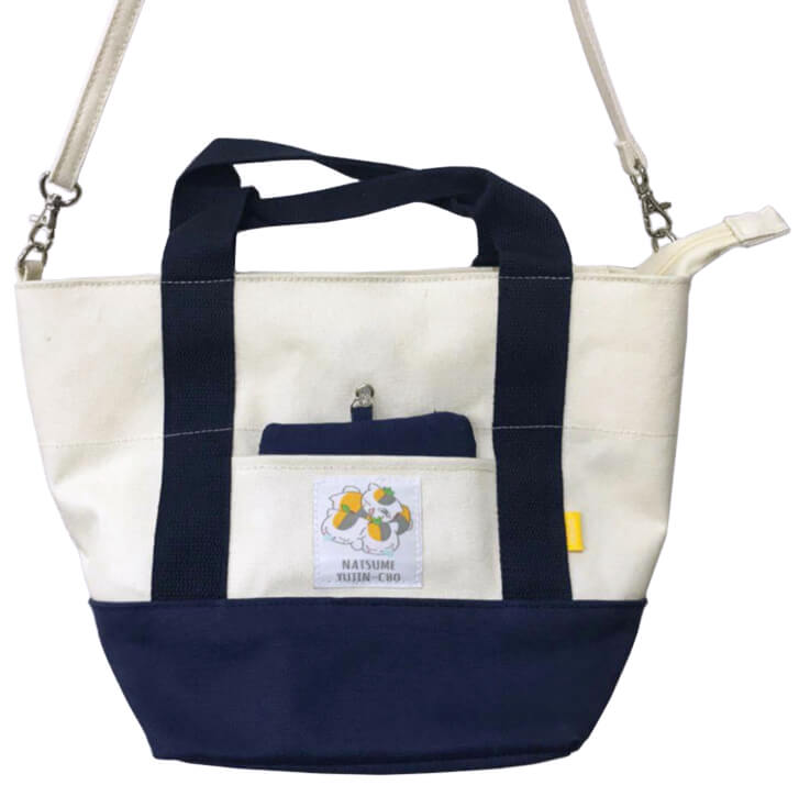 ニャンコ先生のリールトートバッグ