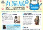 猫アートや猫グッズが大集合!日本橋の丸善で全館をあげて「丸猫展 2019SUMMER」が開催