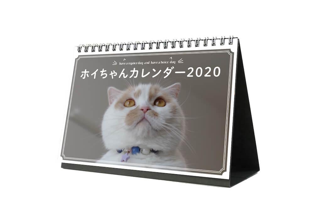 世界一早い2020カレンダー(オリジナルポストカード付き)