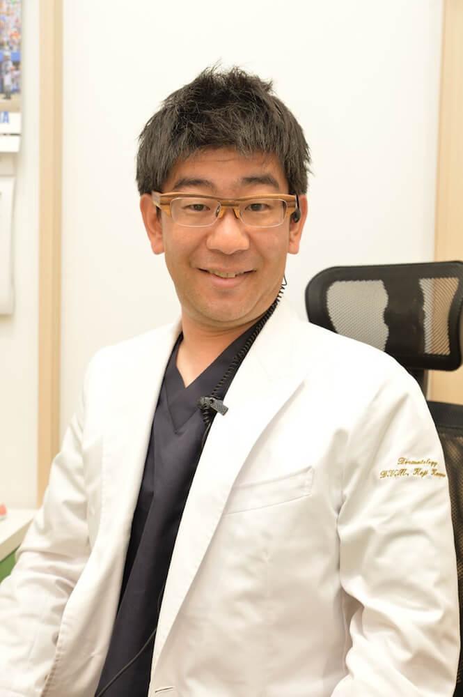 獣医師で獣医学博士の川野浩志氏