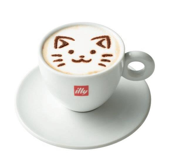 猫のラテアート「ねこラテ」by ねこがかわいいだけ展×CAFE Lab