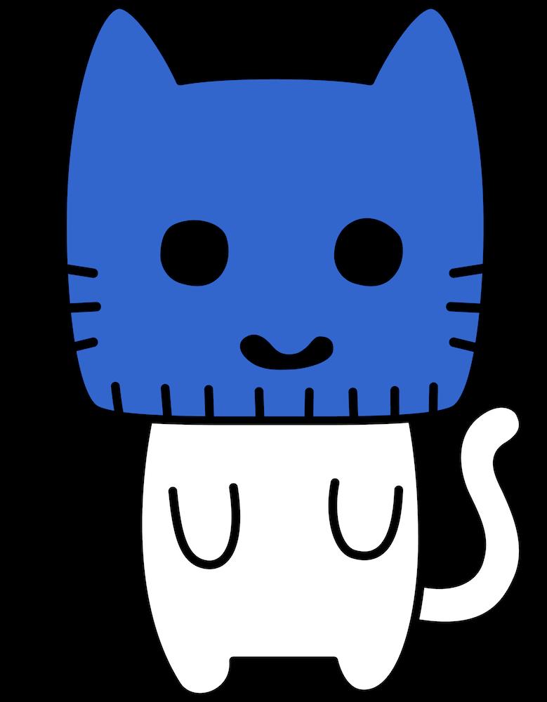 「MNNマスクにゃんニュース」の猫キャラクター「マスクにゃん」