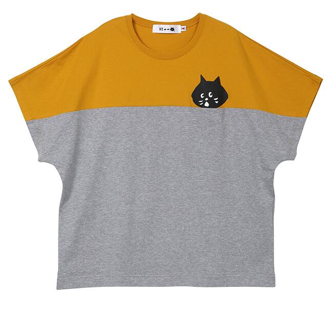 ネコのTシャツ
