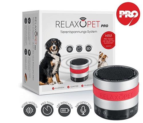 「RelaxoPet PRO (リラックス・オ・ペット プロ)」犬用バージョン