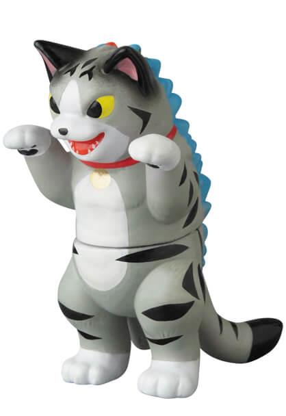 化猫怪獣ネゴラの「アメリカンショートヘア」バージョン by ガチャポス