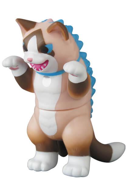 化猫怪獣ネゴラの「ラグドール」バージョン by ガチャポス