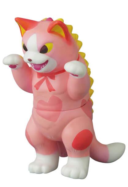 化猫怪獣ネゴラの「ピンク」バージョン by ガチャポス
