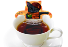 紅茶風呂が気持ちいいニャ〜猫型ティーバッグ「キャットカフェ」の秋冬限定フレーバーが発売