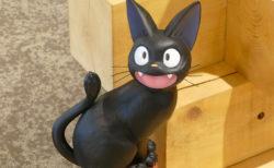 8月10日から黒猫ジジの新作グッズが大量発売されるにゃ〜映画「魔女の宅急便」公開30周年記念