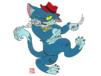 リーバイスが猫に優しい「キャットアートプロジェクト」を開始!絵本作家の石黒亜矢子さんとコラボ